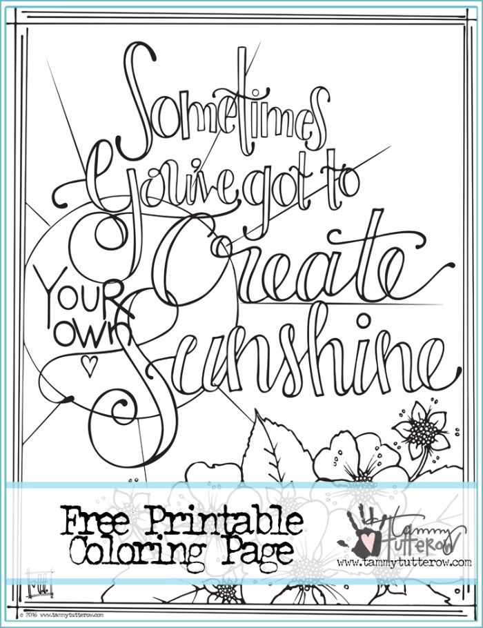 167 best Coloring Pages Sayings and Titles images on Pinterest