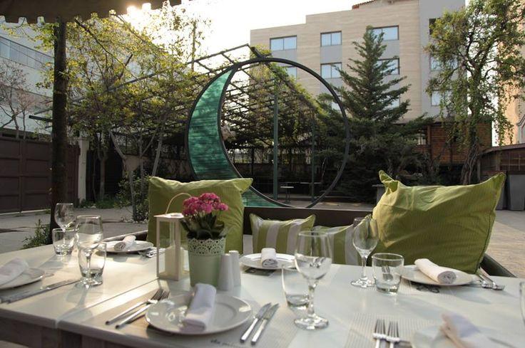 Ιταλικό εστιατόριο Da Mimmo στο Μύλο Θεσσαλονίκης - Υγρομόνωση δώματος (2014)