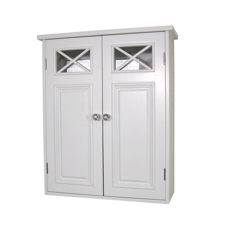 $68 Shop Elegant Home Fashions  6810 Dawson Wall Cabinet at ATG Stores. Browse our over-the-toilet storage, all with free shipping and best price guaranteed.