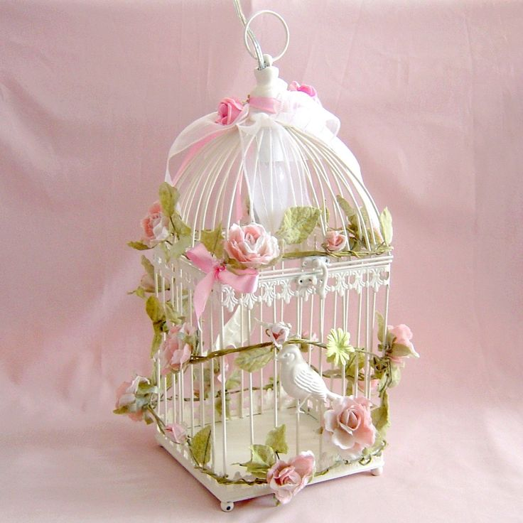 envoi offert lustre cage shabby chic shabby chic shabby and chic. Black Bedroom Furniture Sets. Home Design Ideas