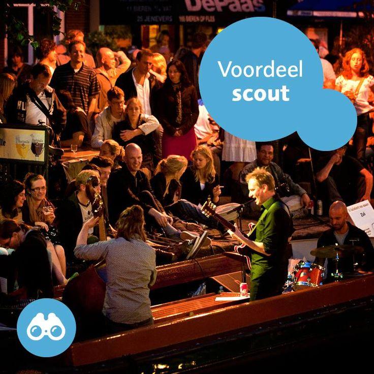 Zin in een swingend feestje? Ga op 30 en 31 augustus naar Jazz in de Gracht, een gezellig én gratis jazz festival in hartje Den Haag.   Dezelfde tunes als in New Orleans, maar dan stukken voordeliger. #Telfort #Facebook #Jazz #Uitgaan #Voordeel