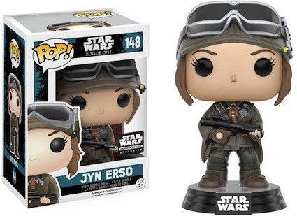 Funko Pop Star Wars Rogue One Jyn Erso (Mountain Gear)
