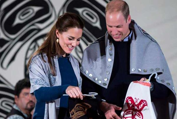 Gift Ideas Royal family received from BC designer