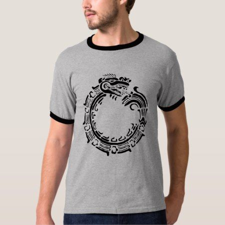 Aztec Serpent T-Shirt - tap, personalize, buy right now!