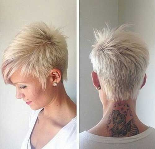 Are you ready for an interesting, new fashion gallery of beautiful short haircuts for women? Appear at and browse the cutest hairdos and color trends worn