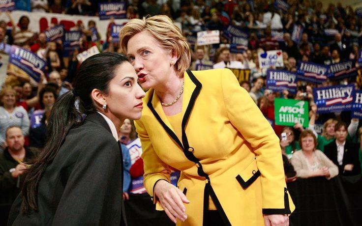 Is Huma Abedin Hillary Clinton's Secret Weapon or Her Next Big Problem | Vanity Fair
