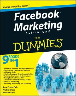 Social media is the number one vehicle for online marketing, and Facebook may be the most popular site of all. Facebook marketers must consider content delivery, promotions, etiquette and privacy, creating community, applications, advertisements, the open graph, and much more. Written by social media experts, this all-in-one guide gives marketers and small-business owners all the tools they need to create successful Facebook marketing campaigns.