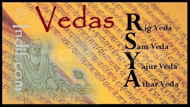 The Atharva Veda, which was added on in the later Vedic period, deals with more practical matters of human existence. The Atharva Veda consists almost exclusively of a wide variety of hymns, magical incantations, and magical spells.  The Yajur Veda is divided into two parts:   The Sukla Yajur Veda.  The Krishna Yajur Veda.1