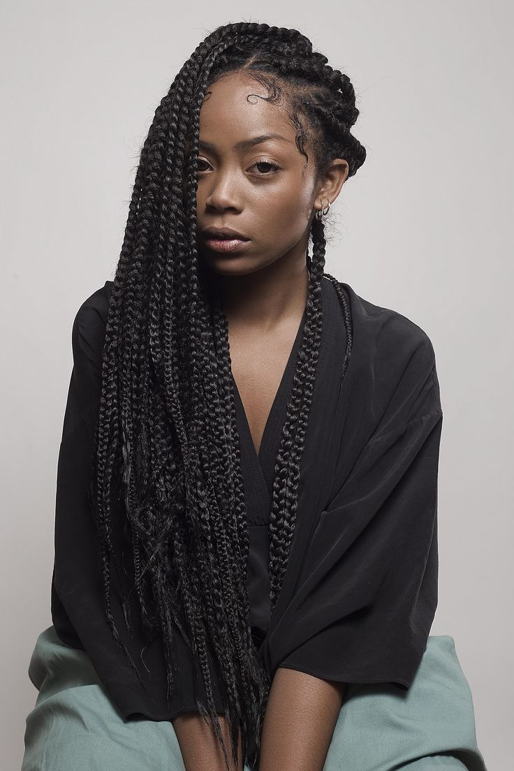 227 best box braids & styles. images on pinterest | protective