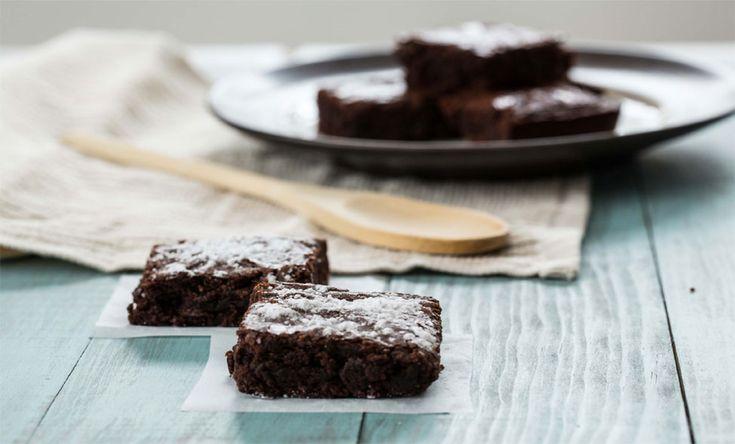 Coconut Chocolate Brownies