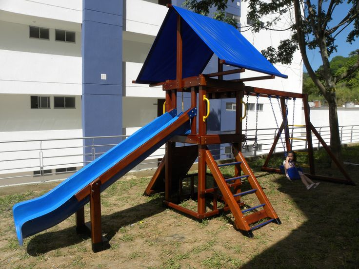Parque Infantil Kambuche Mini Torre