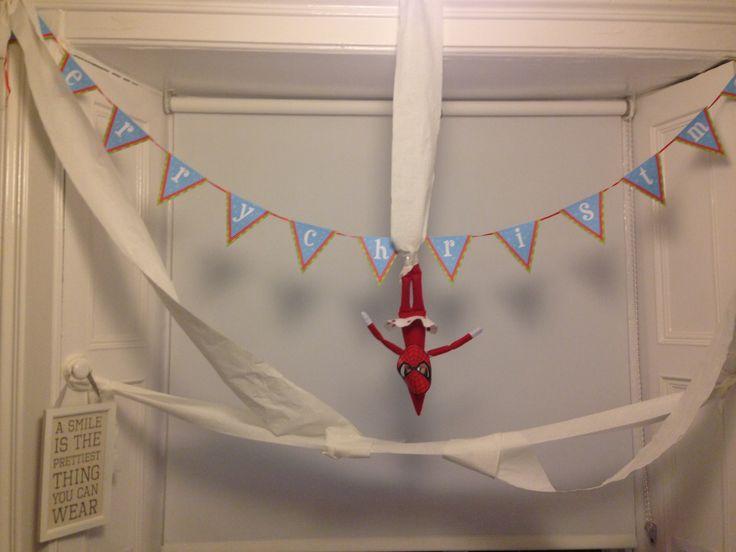 Spider man elf