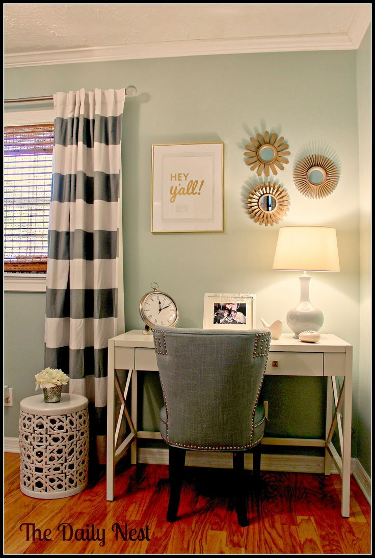 Palladian Blue paint by Benjamin Moore