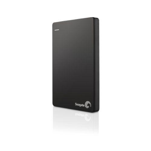 My art images backup system> Seagate Backup Plus Slim 2TB Portable External Hard Drive with Mobile Device Backup USB 3.0 (Black) STDR2000100