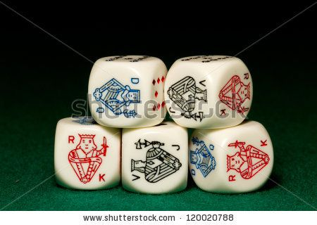 jacks with dice - Google Search