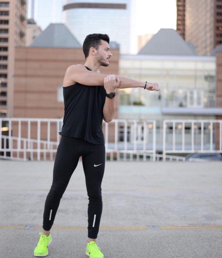 - Fashion + Fitness   #MichaelLouis