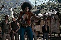 ロジャー・コーマンが製作総指揮を務めた女囚映画「残酷女刑務所」(1971~)シリーズ第3作(1972年)。 パム・グリア主演