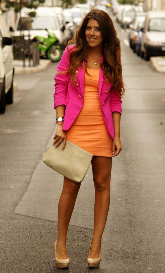 love gisel hot pink nude