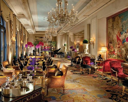 Afternoon at La Galerie du George V FourSeasons - Secrets of Paris - Travel Planning and Private Tours