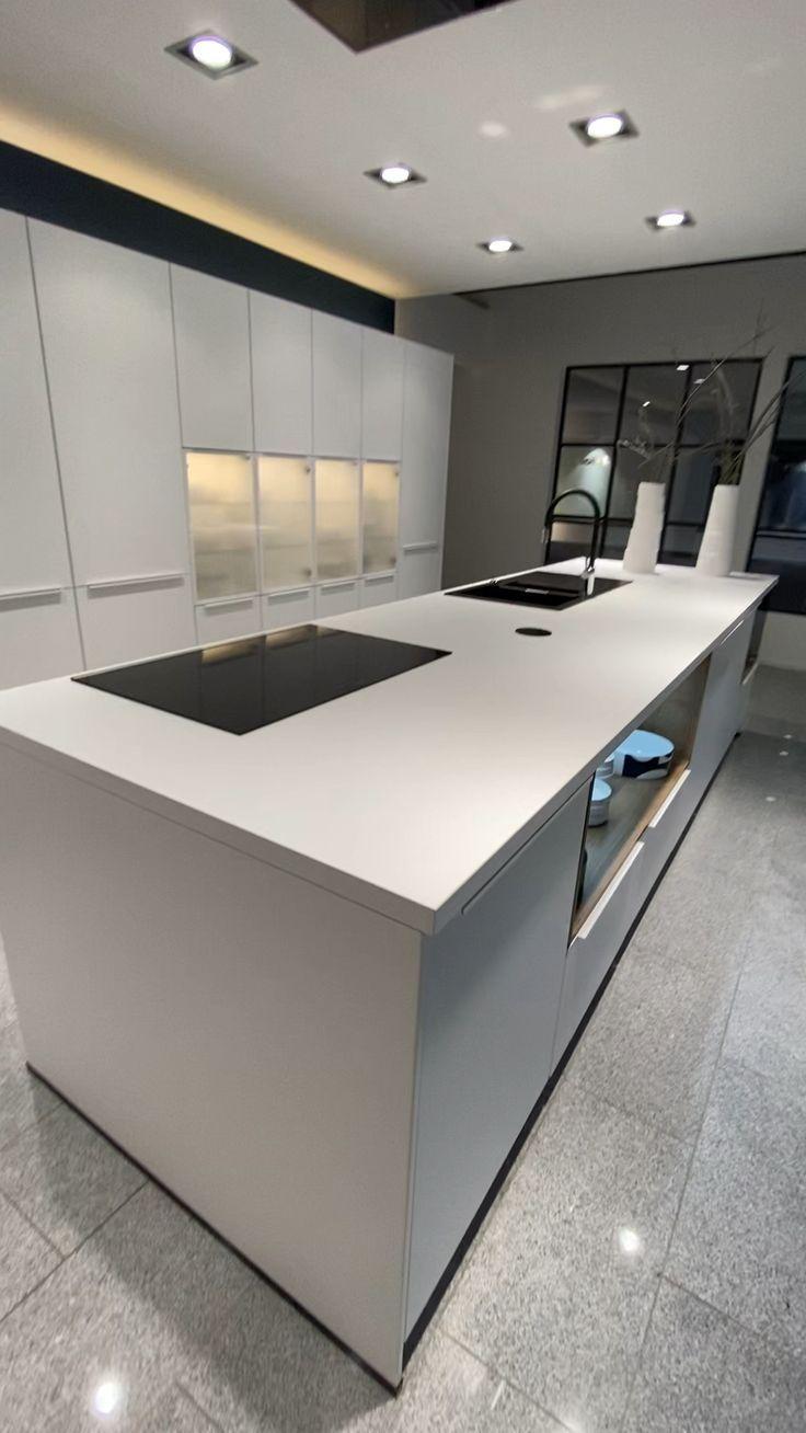 Küchen Partner in Essen   Kitchen room design, Contemporary ...
