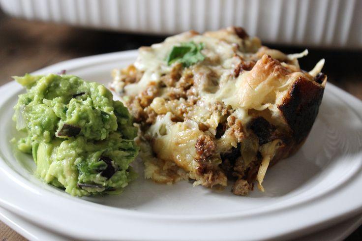 Mexican Chorizo Strata | ༺༻ TEX-MEX Cuisine: Pin Your Best ...