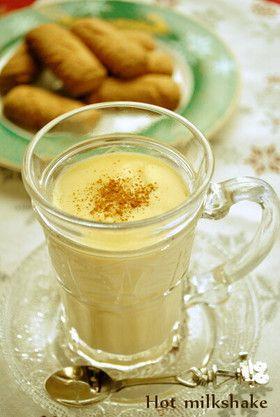 とろっとろ~なホットミルクセーキ by ミシャトモ [クックパッド] 簡単 ...