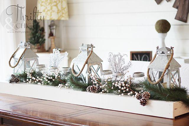 Christmas On Pinterest Christmas Trees Scandinavian Christmas And
