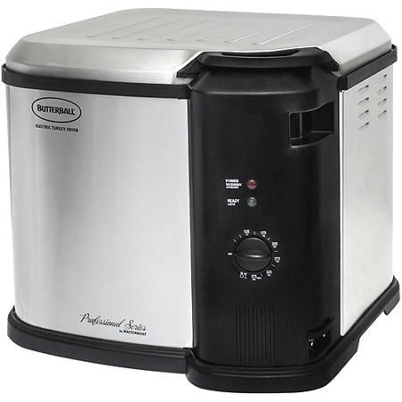 I heard this thing is awesome: Butterball Electric Turkey Fryer