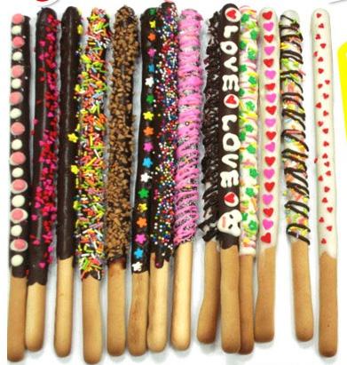 yummmy pepero sticks ! i love korean snacks :]