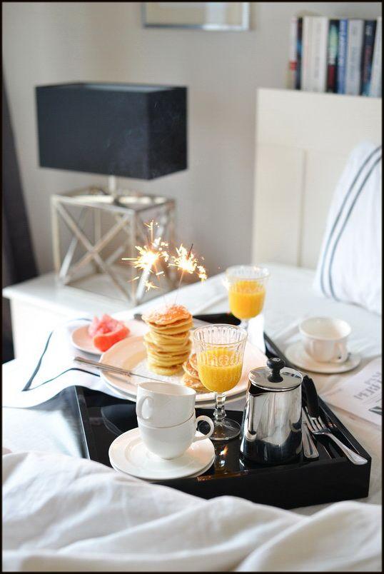 1000 ideas about breakfast in bed on pinterest birthday for Breakfast in bed ideas