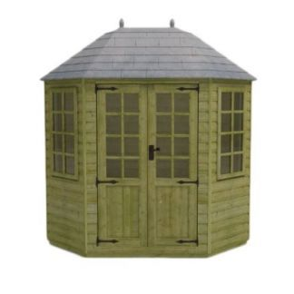 Buy 8x6 Tanalised and Pressure Treated Garden Buildings and Sheds Online in the UK