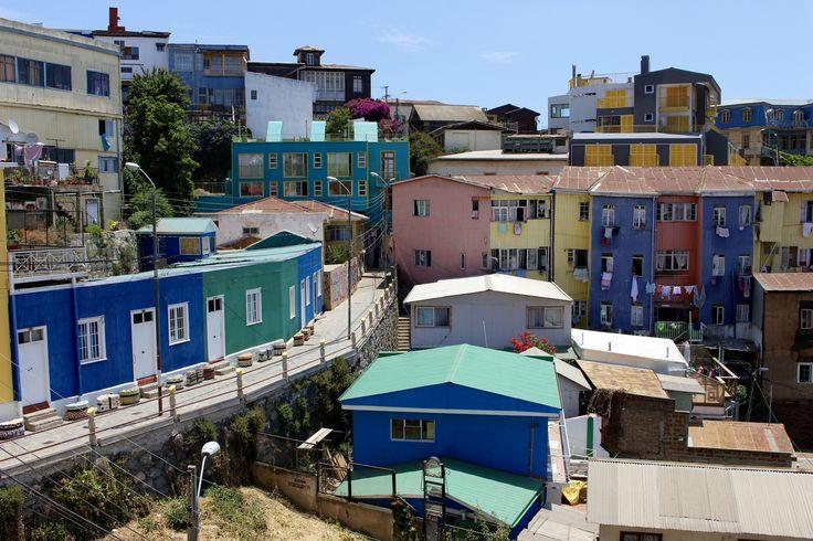 https://flic.kr/p/DsjKcN | Cerro Bellavista | Valparaíso, Chile