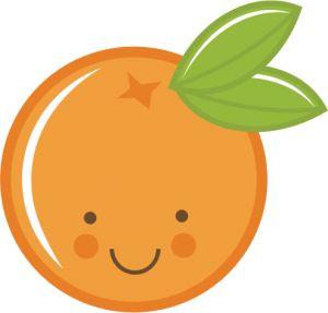 Cute Orange SVG file for cards scrapbooking free svgs free svg files free svg cuts cute orange svg cut