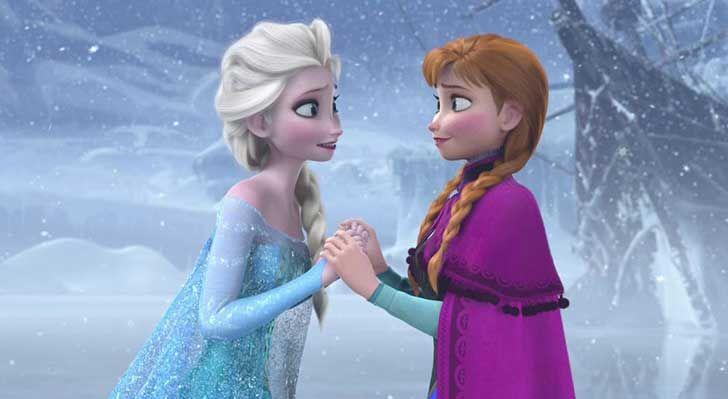 """Most-Important-Disney-Quotes-Frozen. """"Amor es poner las necesidades de alguien más antes que las tuyas"""""""