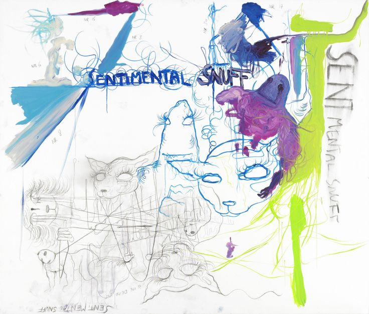 sentimental-snuff-2004-by-bjarne-melgaard