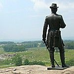 General Warren's view from Little Round Top