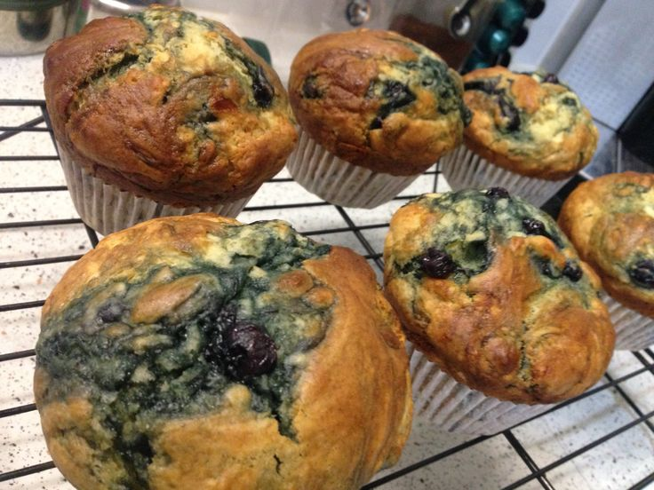 This mix is for the basic muffin, you can make any variation from this basic mix, some ideas are beneath the recipe!