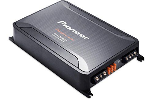New Pioneer GM-D9601 2400W Mono D Car Audio Amplifier Power Amp Stereo+Remote - http://www.caraccessoriesonlinemarket.com/new-pioneer-gm-d9601-2400w-mono-d-car-audio-amplifier-power-amp-stereoremote/  #2400W, #Amplifier, #AUDIO, #GMD9601, #Mono, #Pioneer, #Power, #StereoRemote #Car-Amplifiers, #Electronics