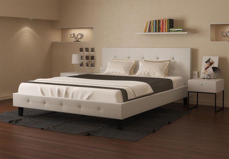 #home #bedroom #sleeproom #white #simple #minimalism #inspiration  #decor #modern