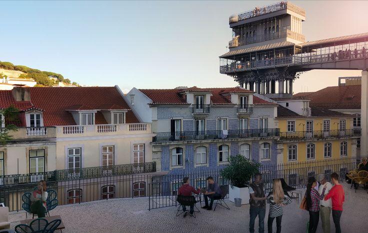 Fragmentos de Arquitectura | Rua do Carmo | Arquitetura | Architecture | Atelier | Design | Outdoor