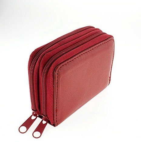 $2.00 Palm Wallet Red At Liquidationprice.com