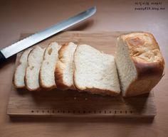 보들보들 우유식빵 요리재료 <우유 식빵 재료> 강력분 300g 우유 200g 설탕 30g 인스턴드드라이이스...