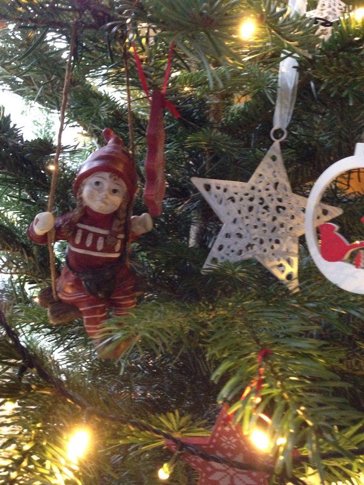 close-up kerstboom 2014