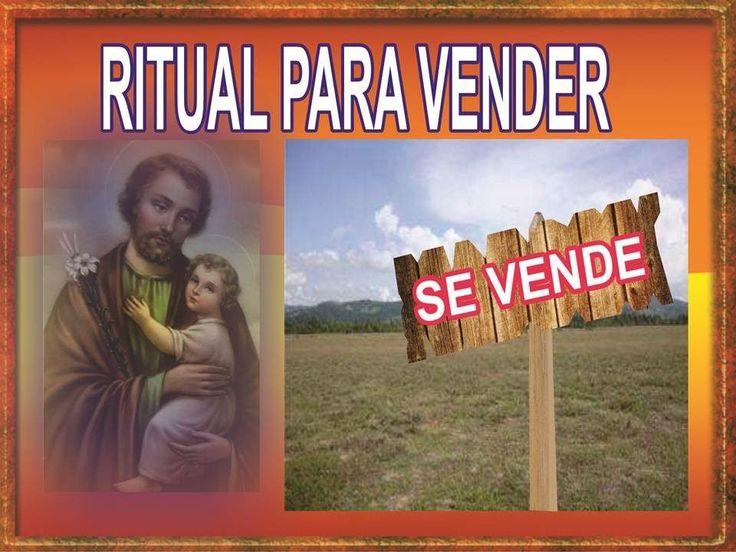 Ritual para vender, con ayuda de San José
