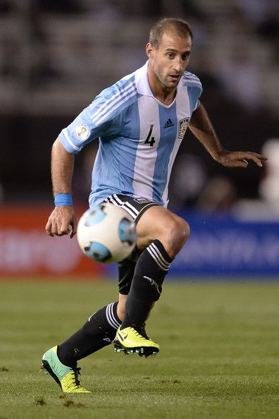 4 - Pablo Zabaleta