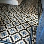 Victorian hallway tiles specialist we work very closely with our clients.