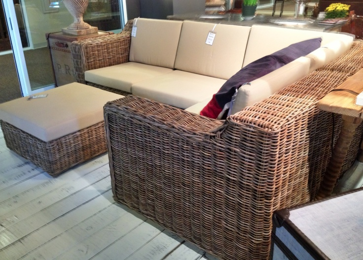 Good Halo Styles Outdoor Sectional. Collection Re Launch Spring 2013!