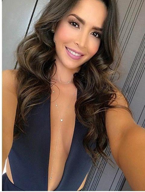 Cortes de cabello actrices colombianas