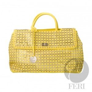 FERI Day2Day Oversize Faux leather purse by Global Wealth Trade