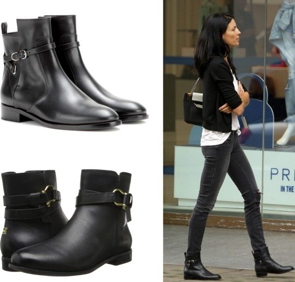25  Best Ideas about Leather Ankle Boots on Pinterest | Brown ...